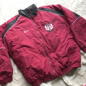 Nike Team NCAA Aggies Puffer Jacket